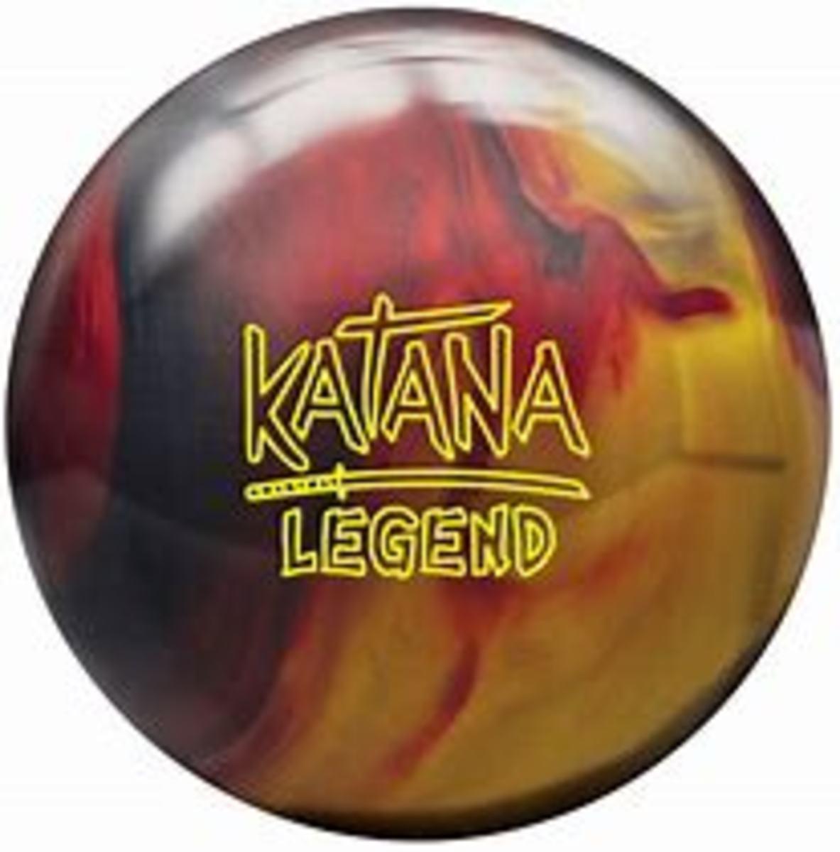Radical Katana Legend