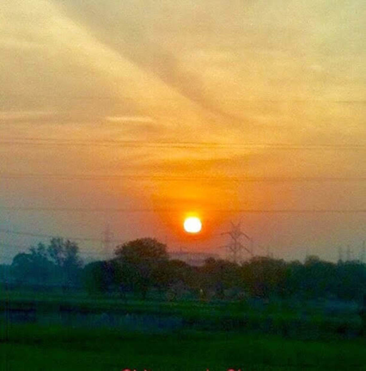 There is only 'One' Sun, to spread light to the entire World