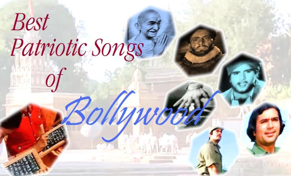 Ten Top Patriotic Songs of Bollywood