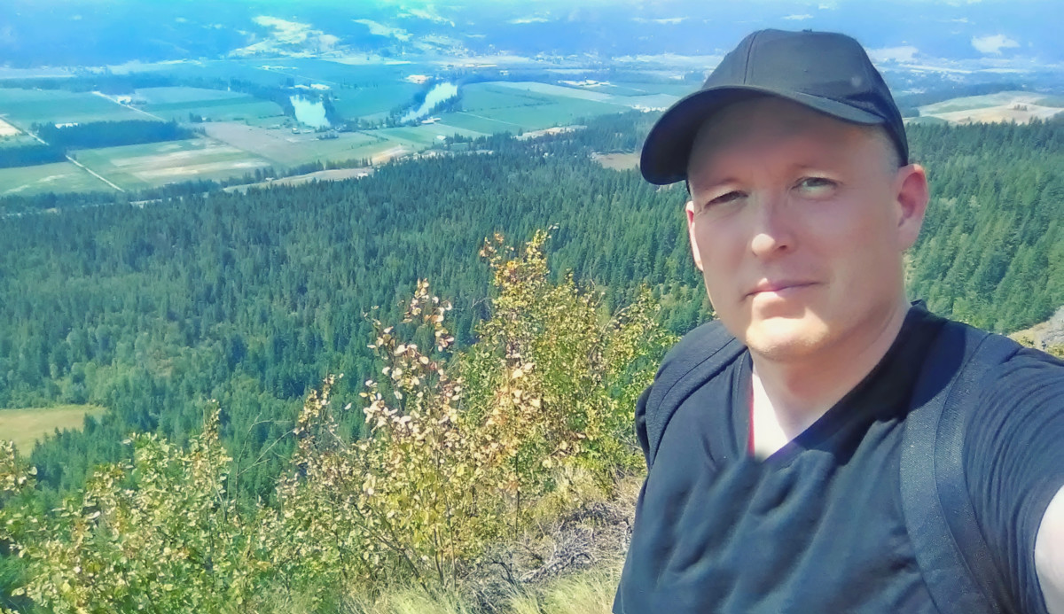 My July 2021 Trip to the Enderby Cliffs
