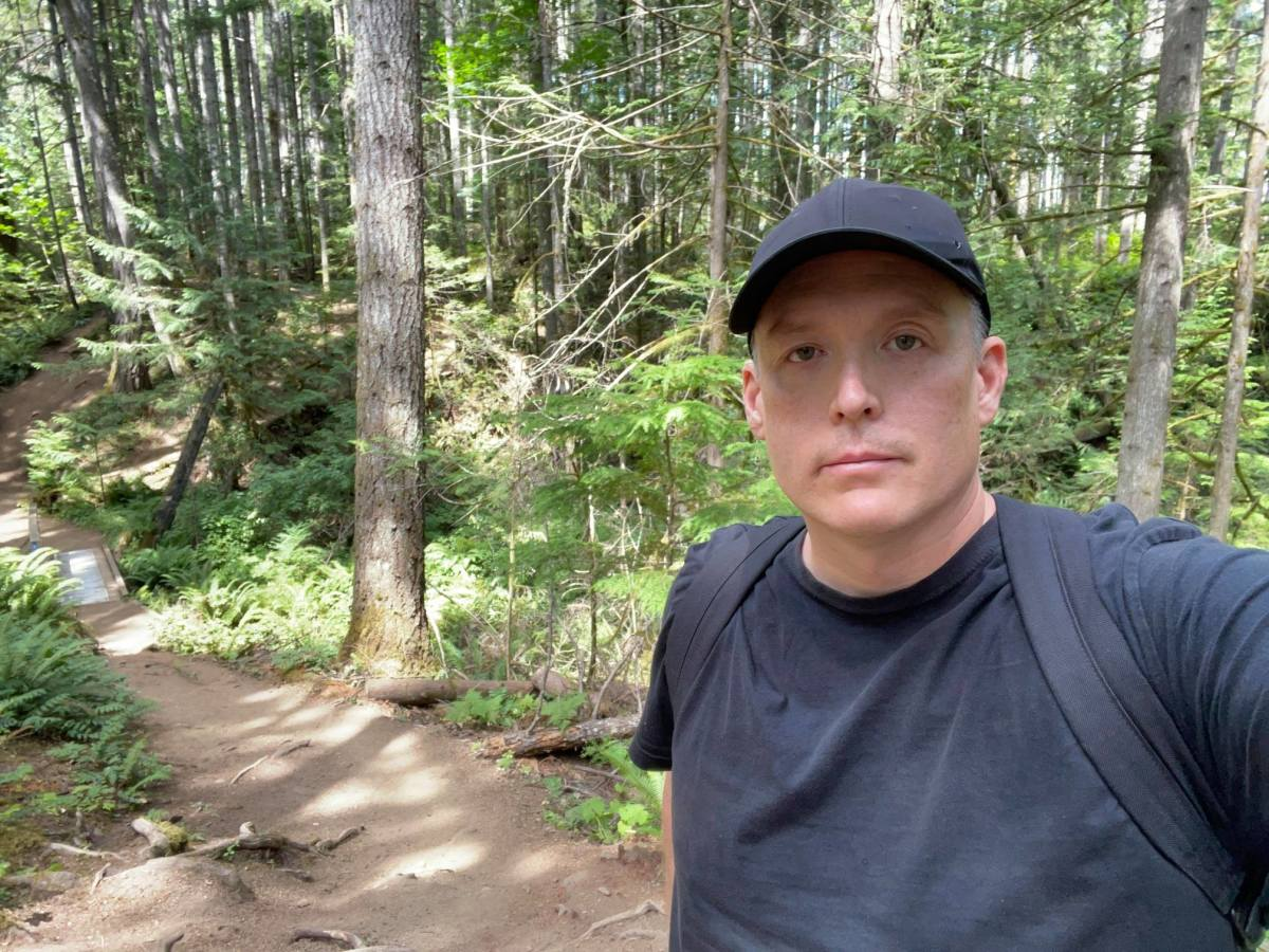 Mount Benson Regional Park Trail Hiking Adventure Near Nanaimo on Vancouver Island