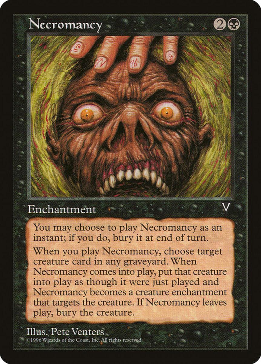 Necromancy mtg