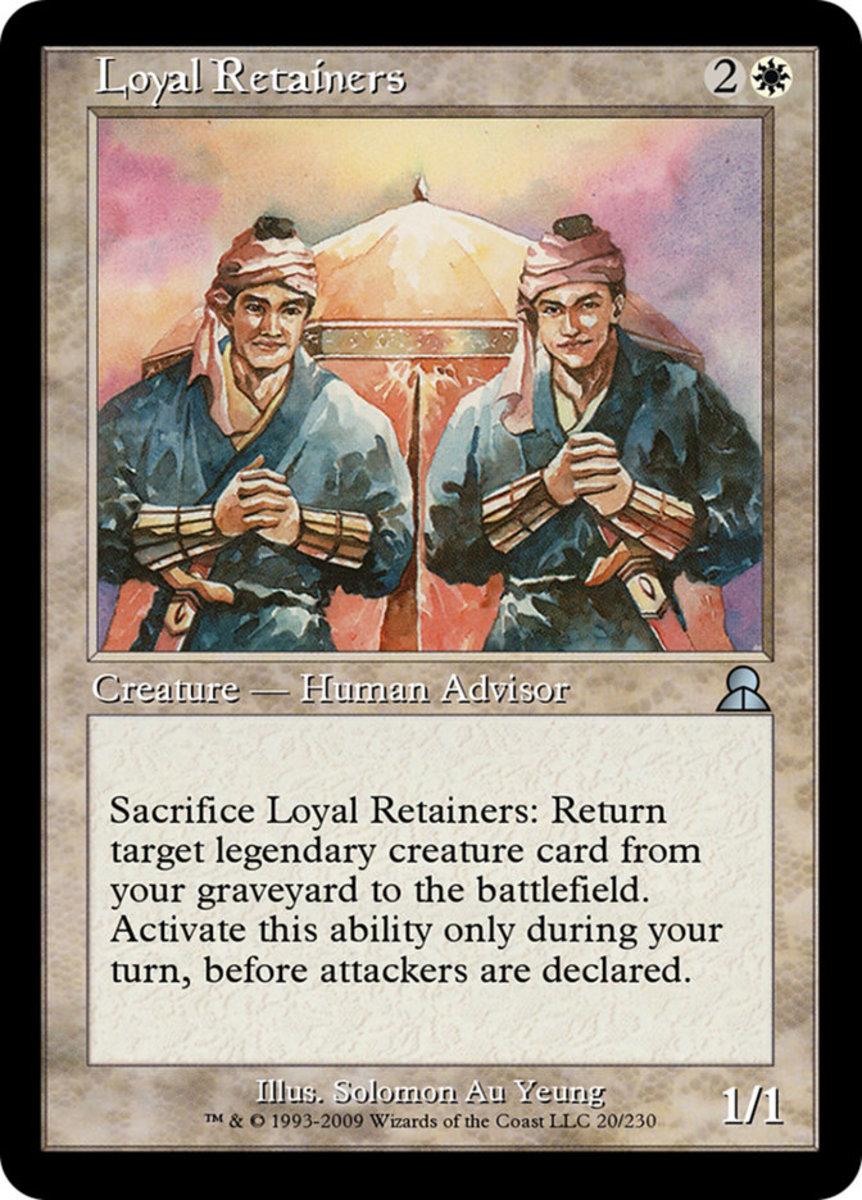 Loyal Retainers mtg