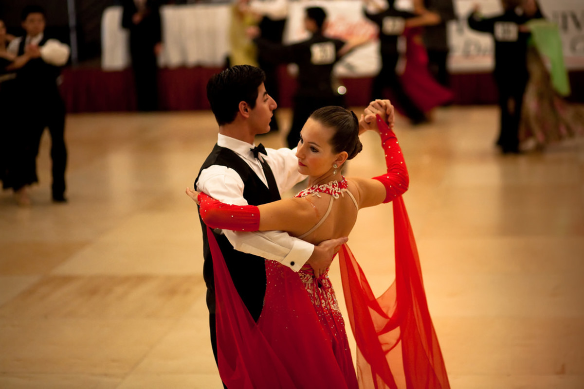 What Should Men Wear for Ballroom Dancing?