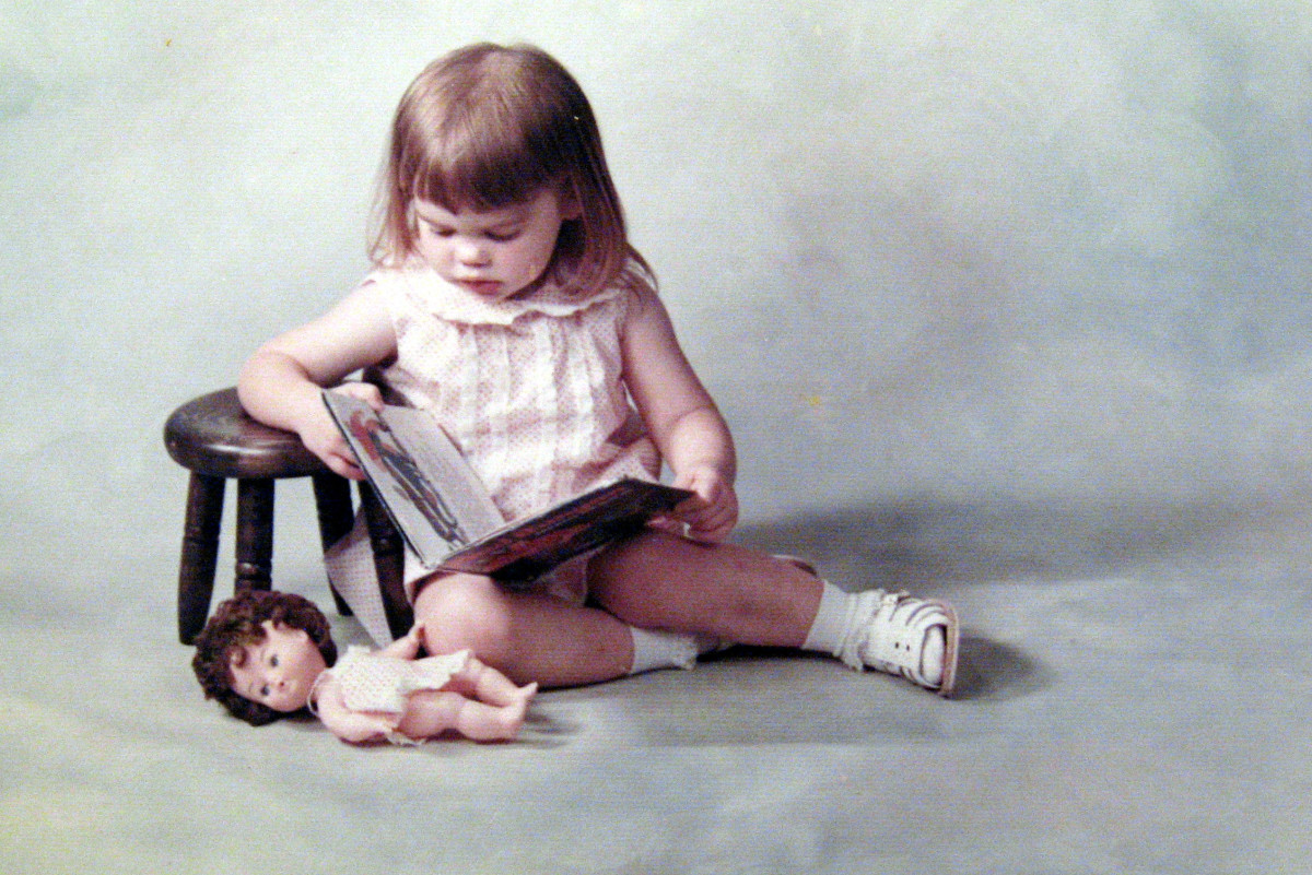 Encourage the love of reading from the very earliest time. You want to raise a lifelong reader.