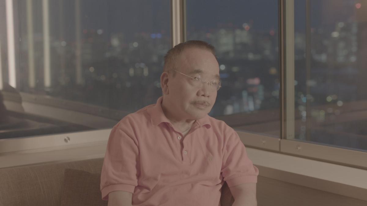 Masao Maruyama, the co-founder of Madhouse.