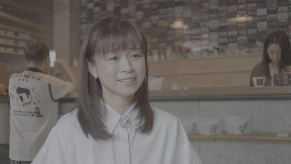 Megumi Hayashibara, the voice of Paprika.
