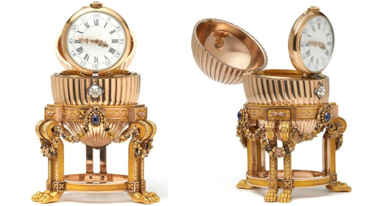 Faberge Egg, Third Imperial