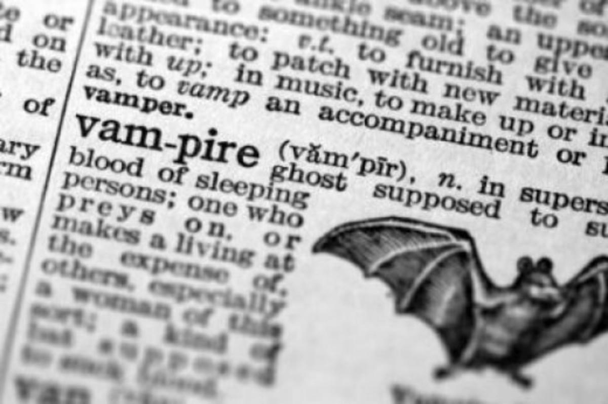 Vampire Define
