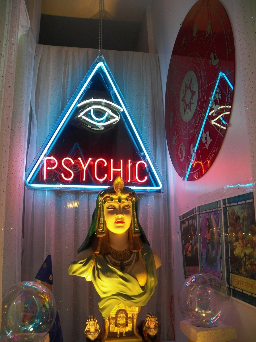 Have You Got Psychic Abilities?