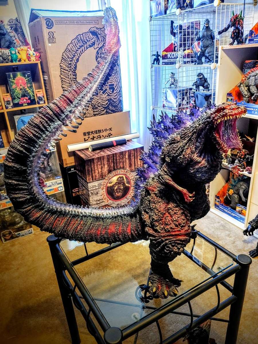 Omega Beast Shin Godzilla