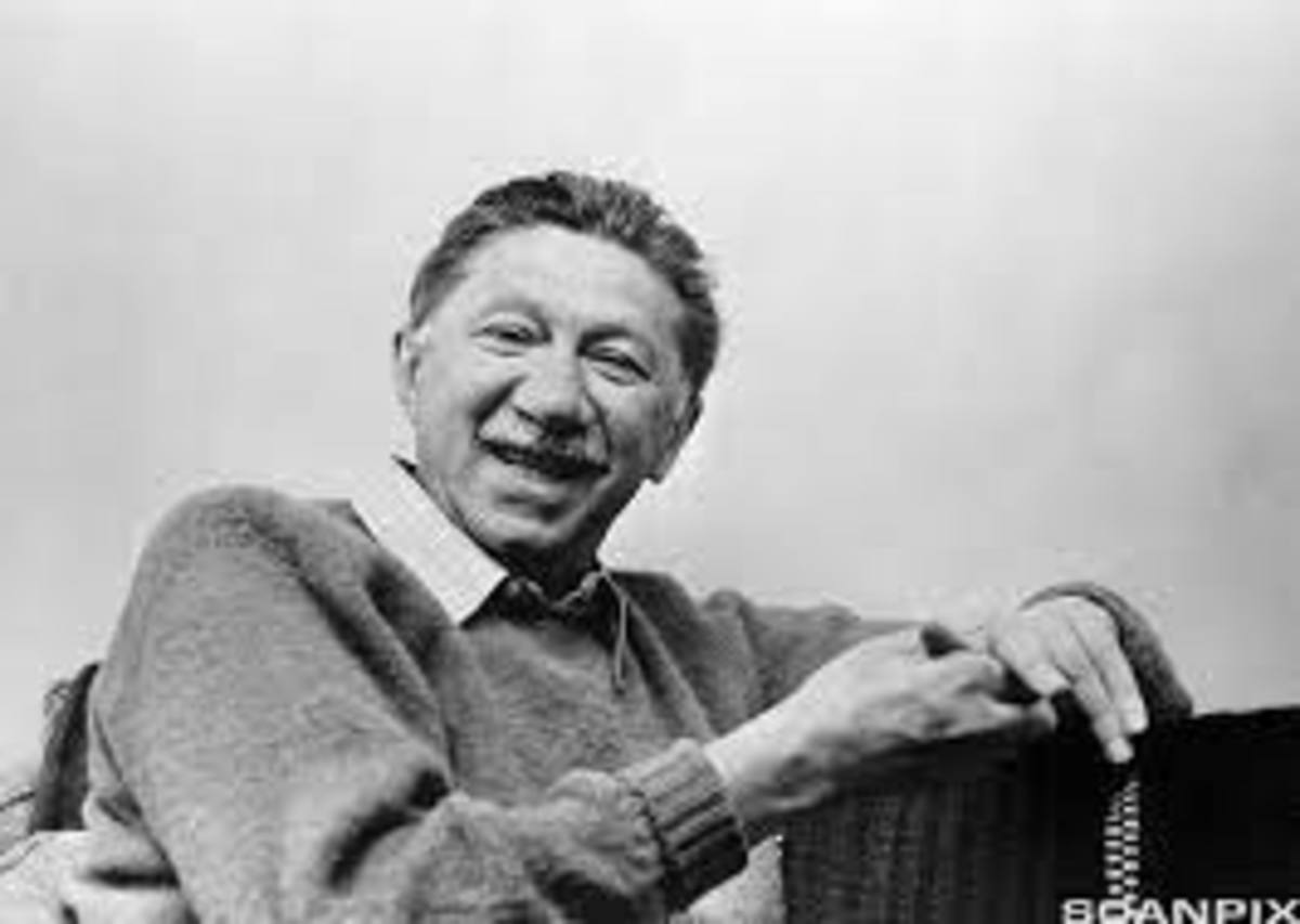 Abraham Maslow, (April 1, 1908- June 8, 1970)