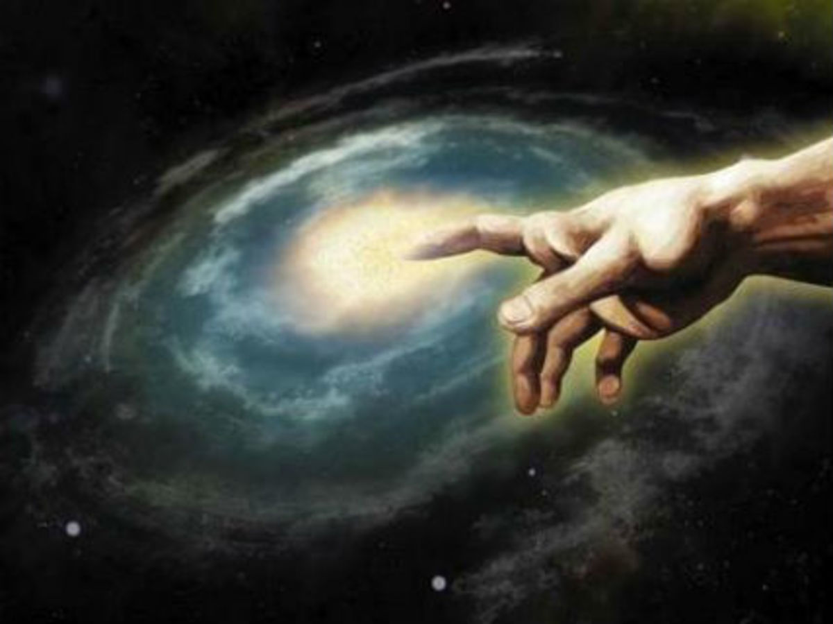 God vs the Universe: Which One is Our Creator?
