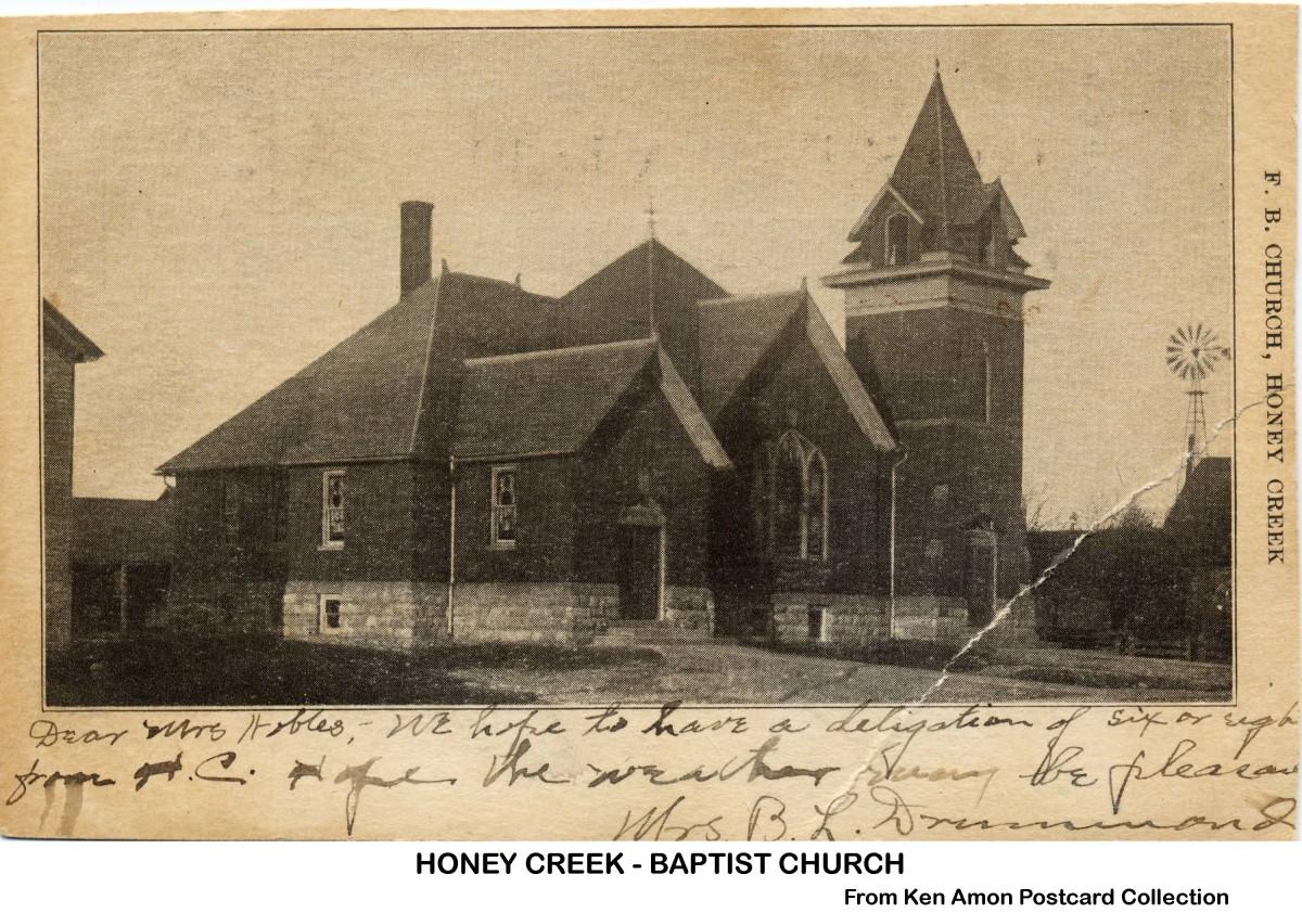 Honey Creek Baptist Church