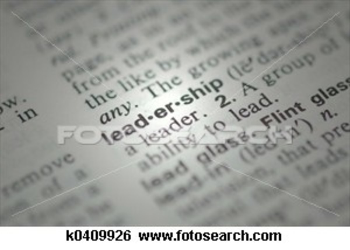 Management Based on Biblical Principles - Five Leadership Lessons from King Saul