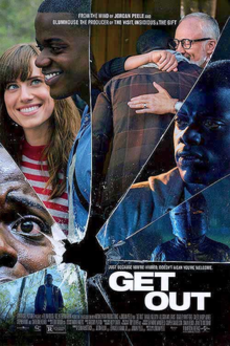 Get Out (2017) : Movie Review