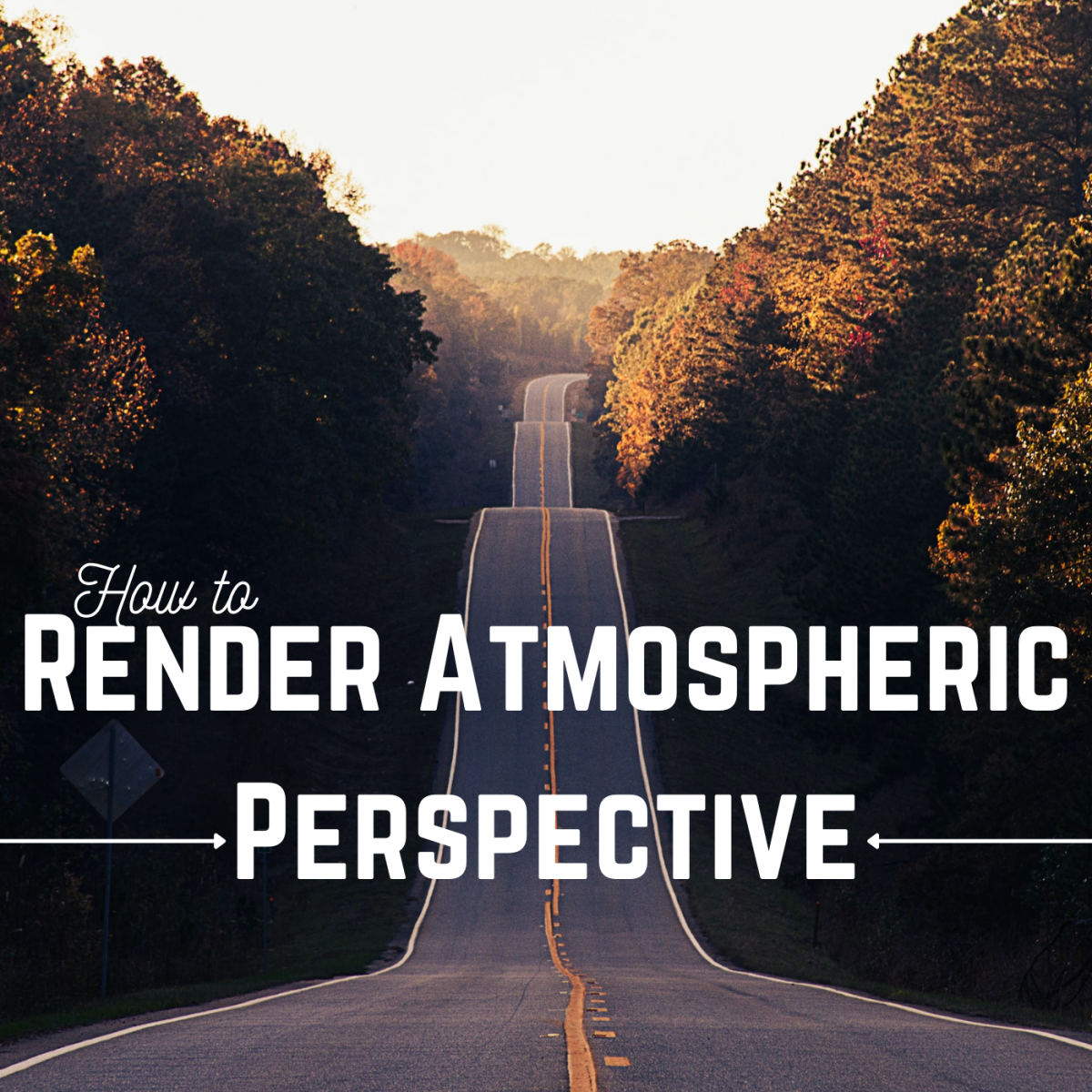 How to Render Atmospheric Perspective in Painting