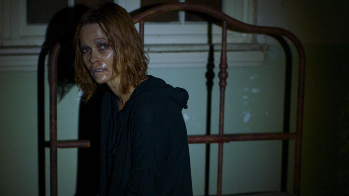 """Nathalie Boltt as Angela in, """"Demonic."""""""