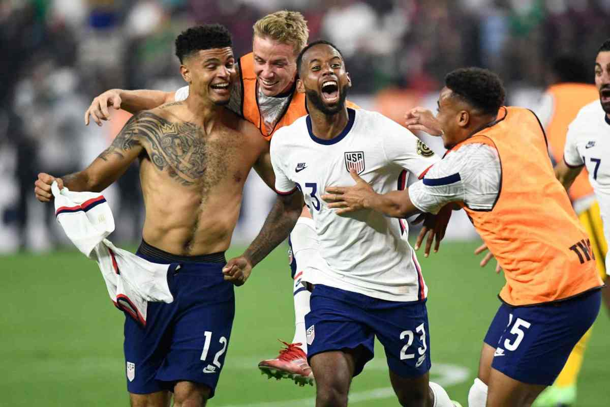 Gold Cup Winner: United States Men's National Team Has Beaten Mexico in a Cup Final.
