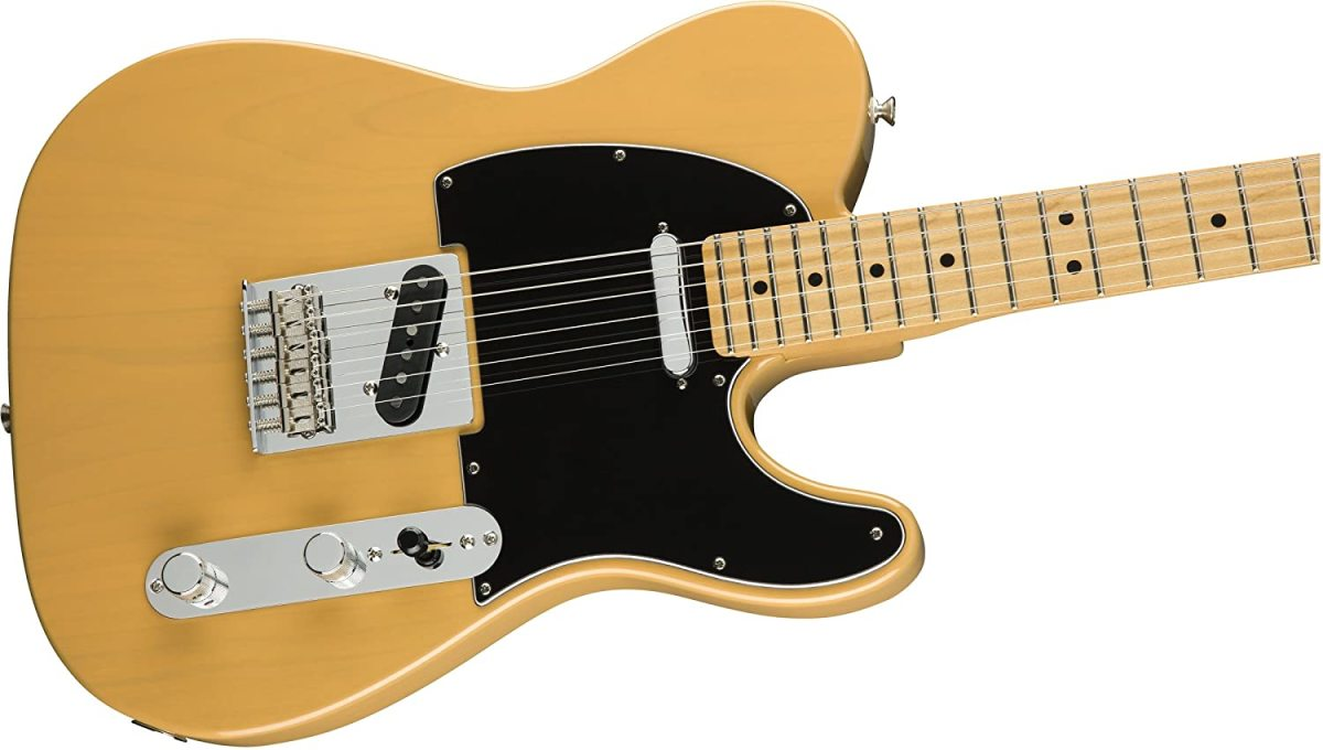 The Fender Player Telecaster is a Made-in-Mexico rendition of a Fender classic.