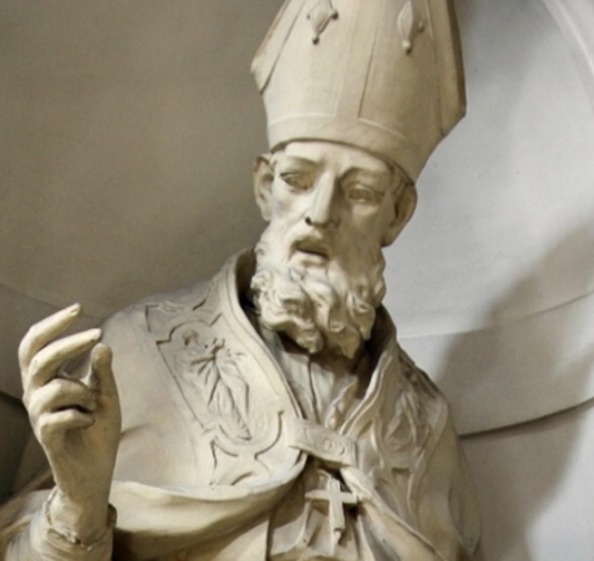 Saint Apollinaris, early Bishop & Martyr of the Catholic Church