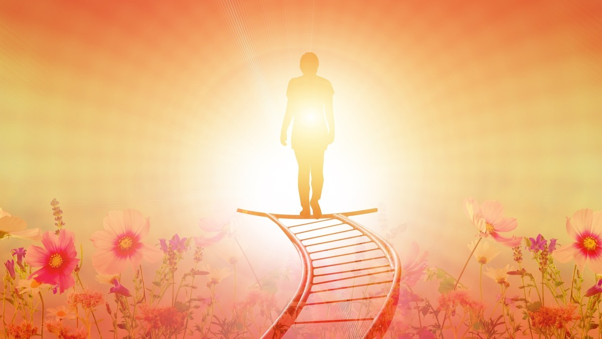 Stairway to Heaven: Image by Gerd Altmann from Pixabay