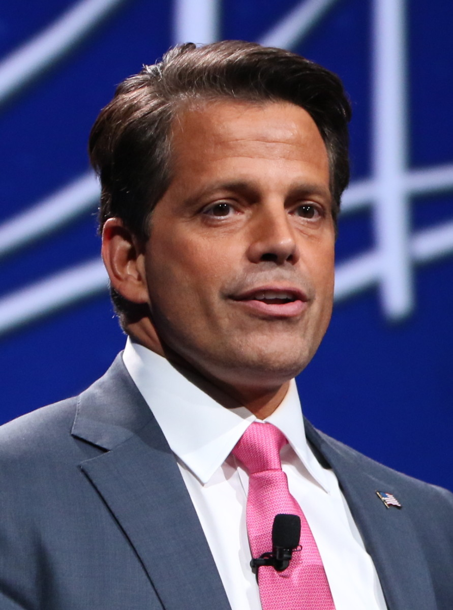 """Anthony """"The Mooch"""" Scaramucci"""