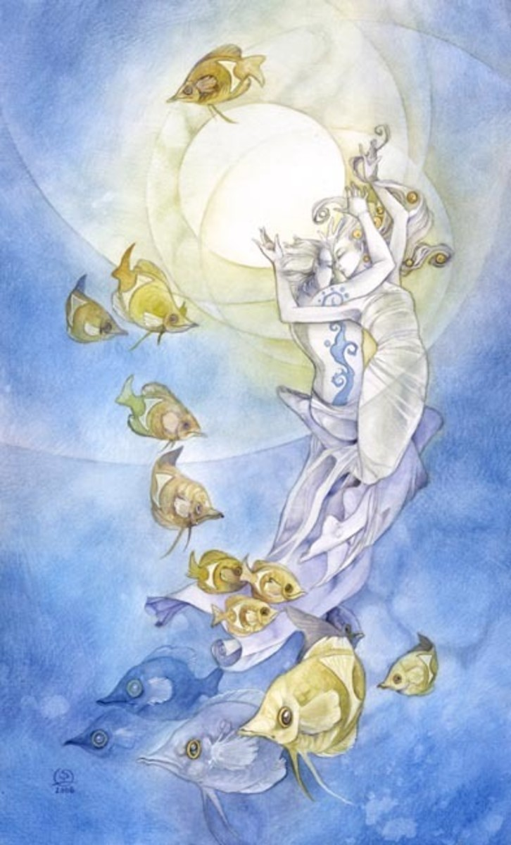 The Ten of Cups is often read as the happy marriage card. This card indicates you have a soul mate level connection with someone. You do have the skills to maintain a happy, healthy, and loving relationship.