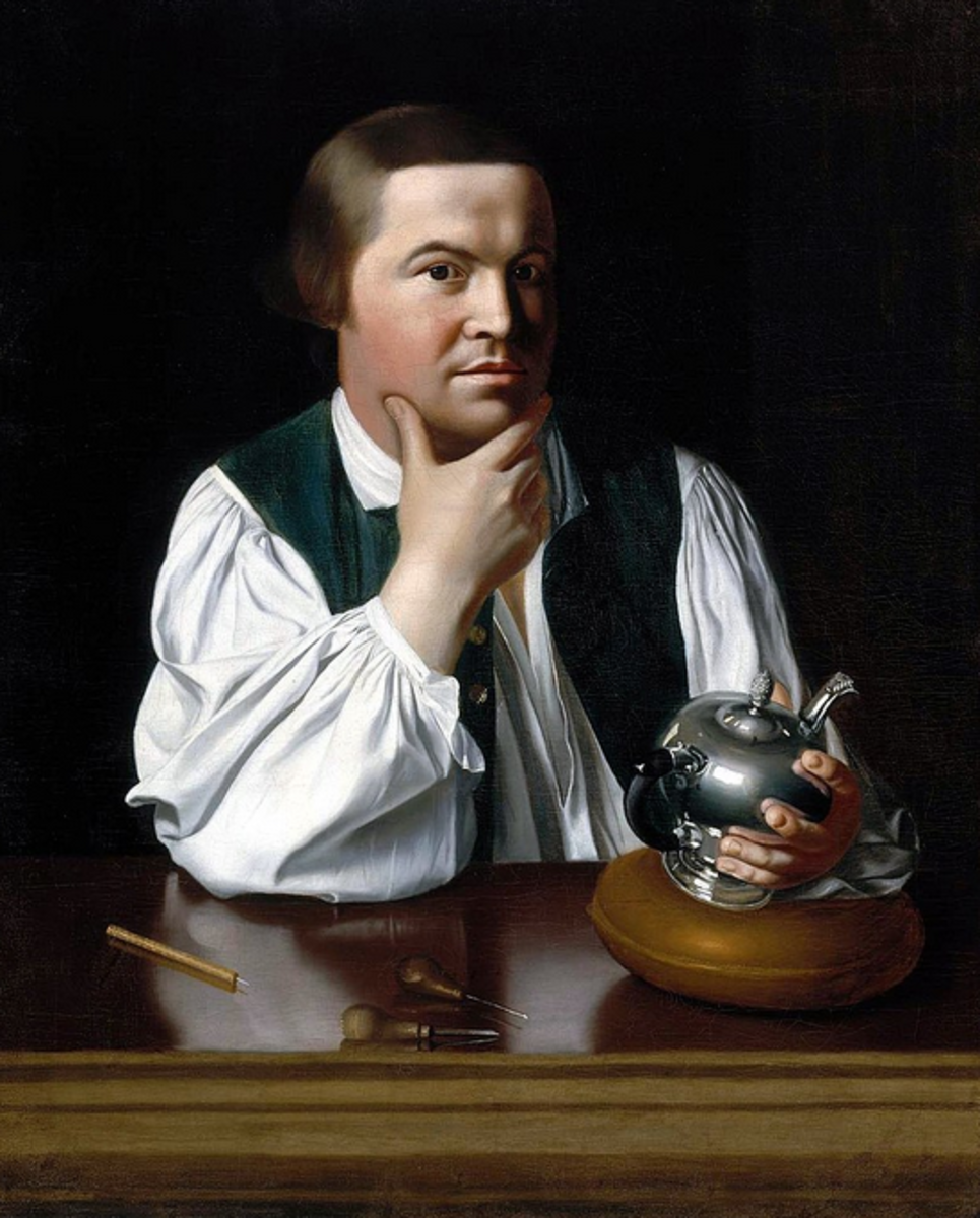 The Life, Times, and Ride of Paul Revere