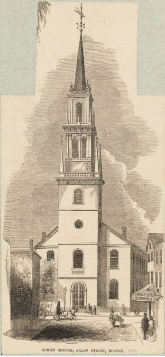 Christ Church (also known as Old North Church)