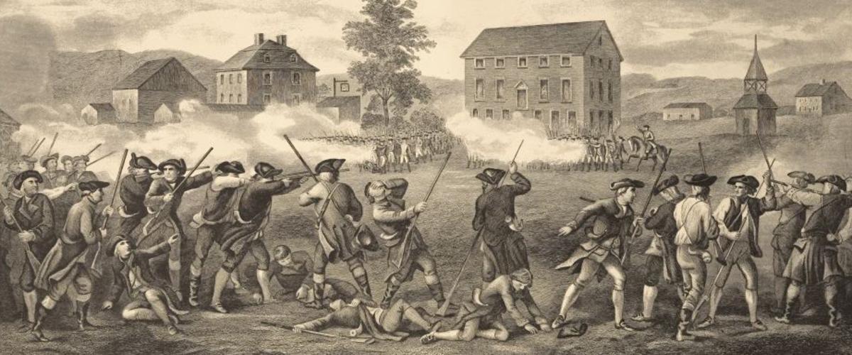 Lexington Battle