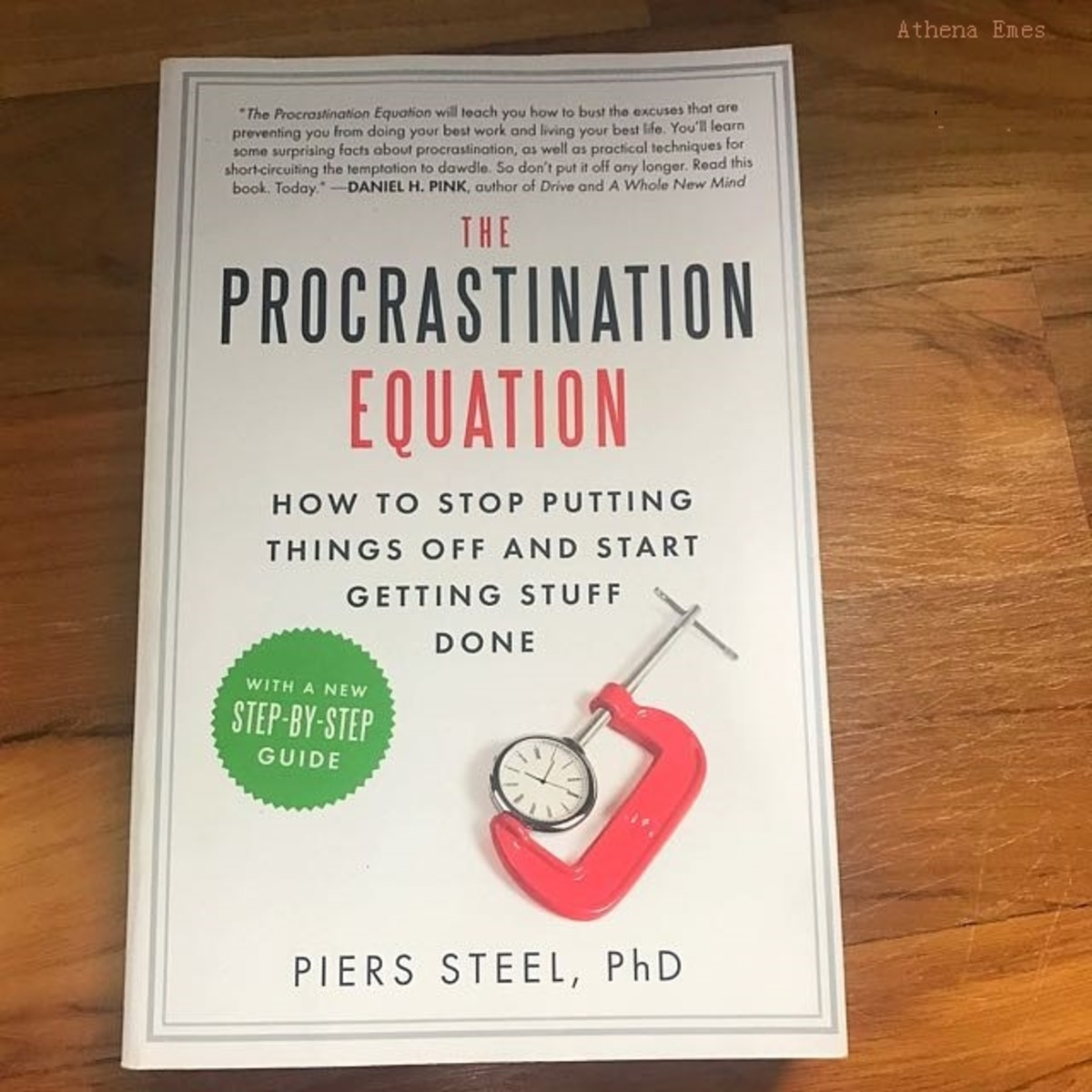The guide to no more procrastination and living your best live