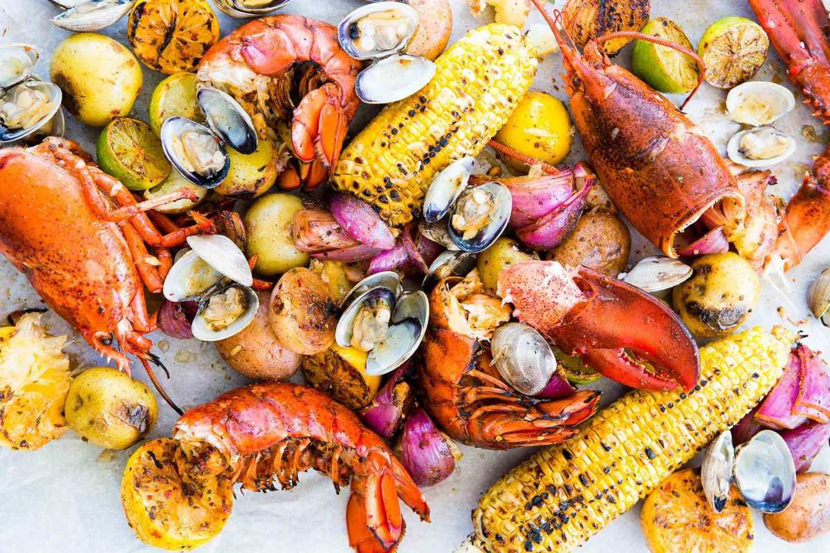 Perfect New England Clambake: Beach and Non-Beach Options
