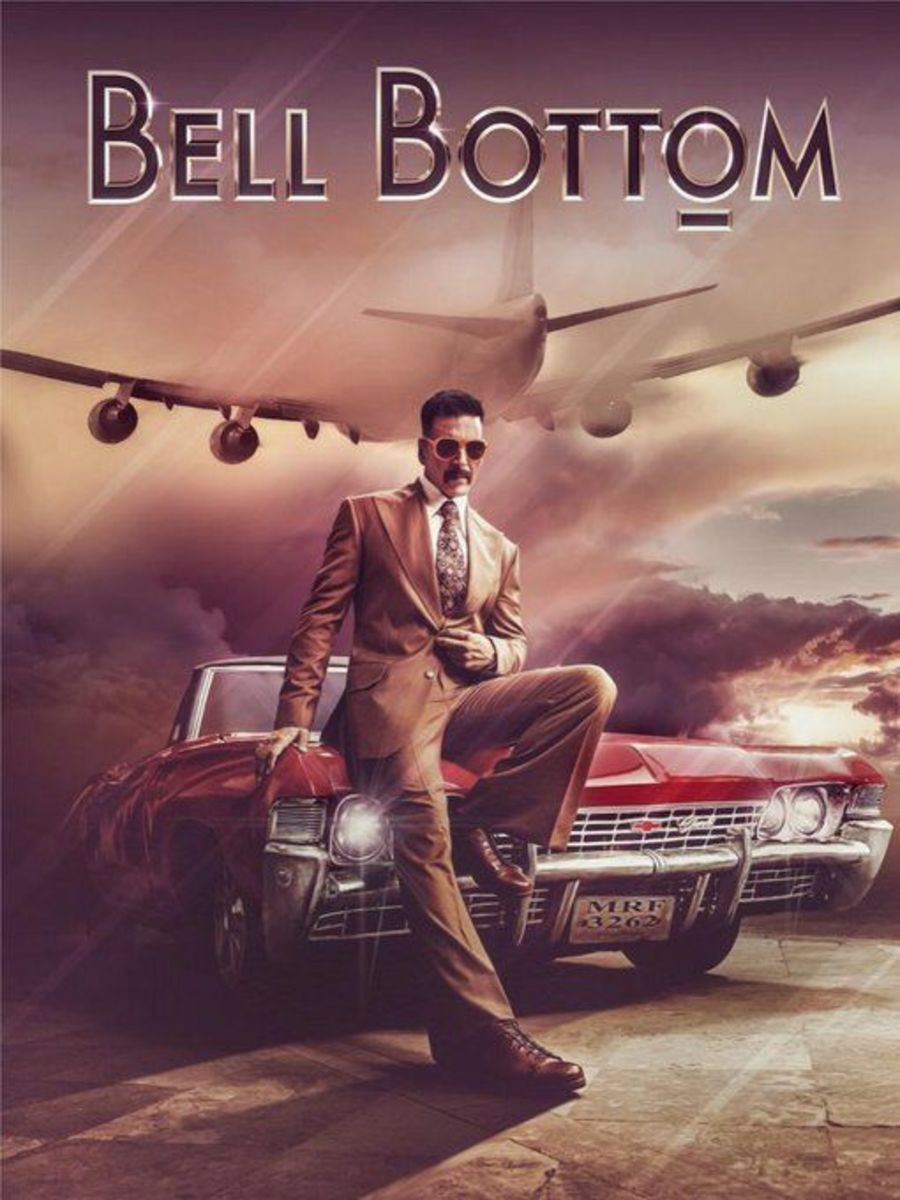 The protagonist is of course Anshul Malhotra i.e. Bell Bottom (Akshay Kumar). It is a real and thrilling story.