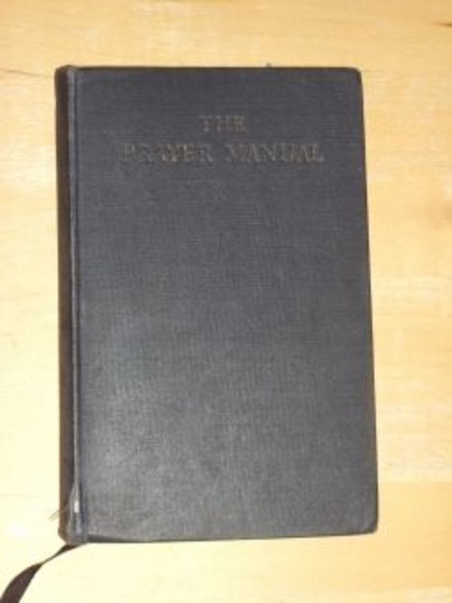 Prayer Manual MacNutt