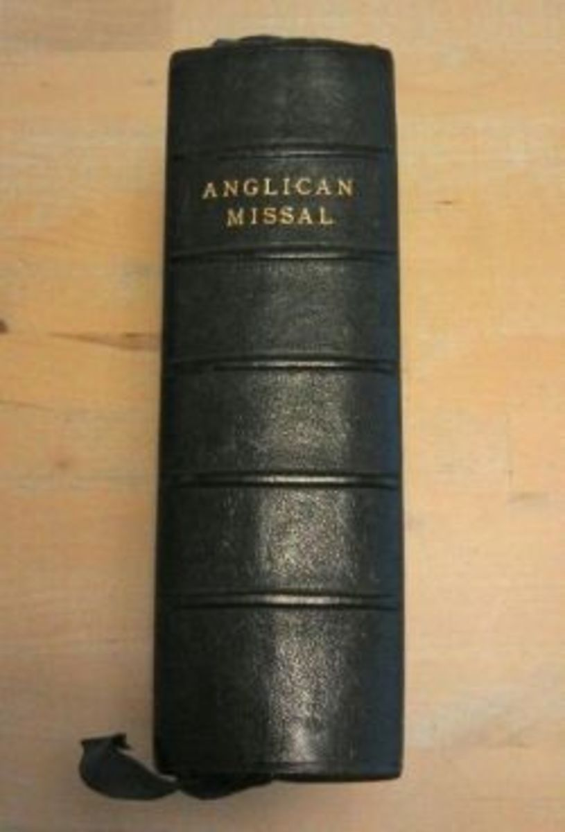 SSPP Anglican Missal, 1946