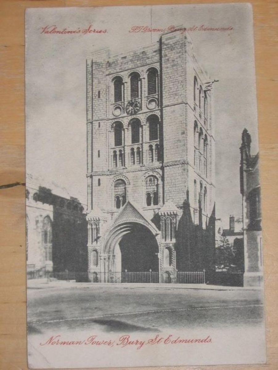 St Edmundsbury