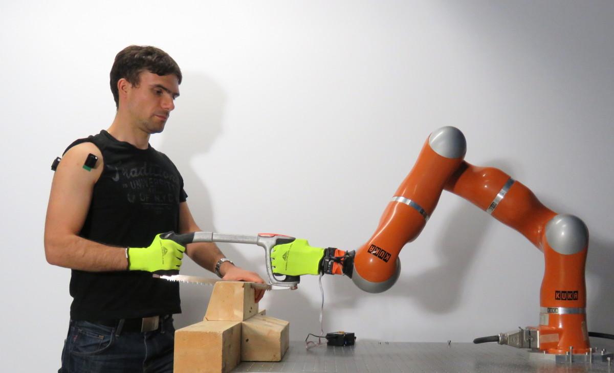 Human - Robot Collaboration
