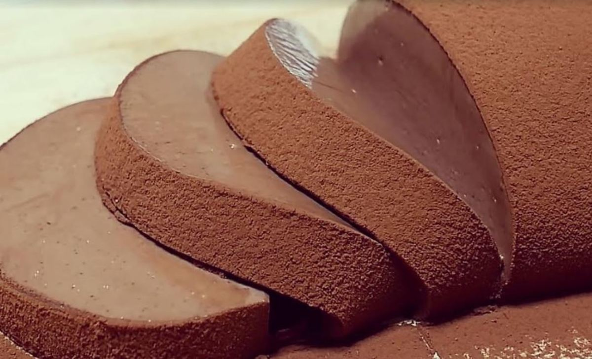 Sweet Chocolate Pudding