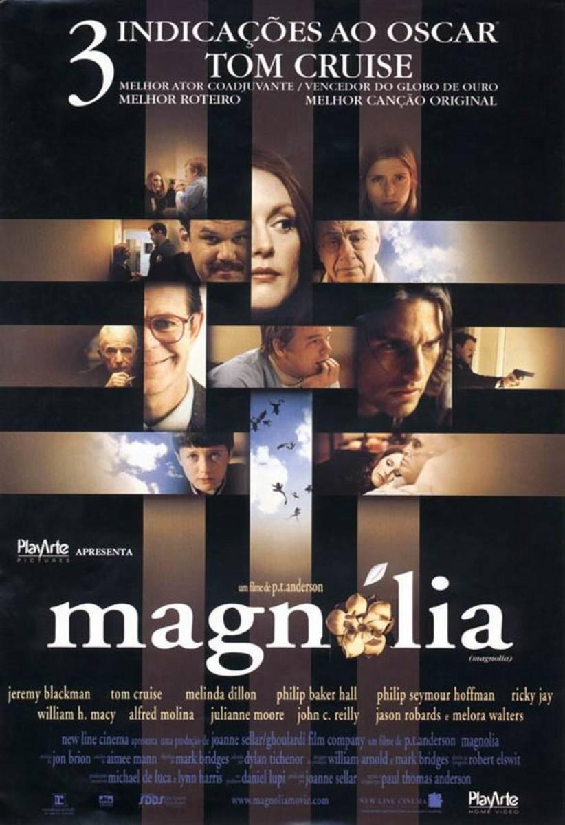 Magnolia (1999) Brazilian poster