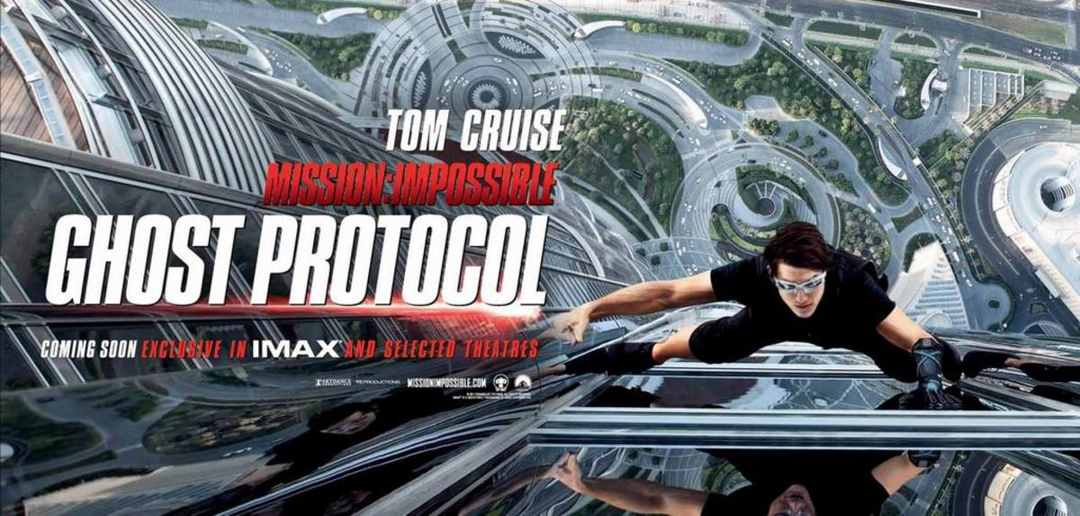 Mission Impossible 4 Ghost Protocol (2011)
