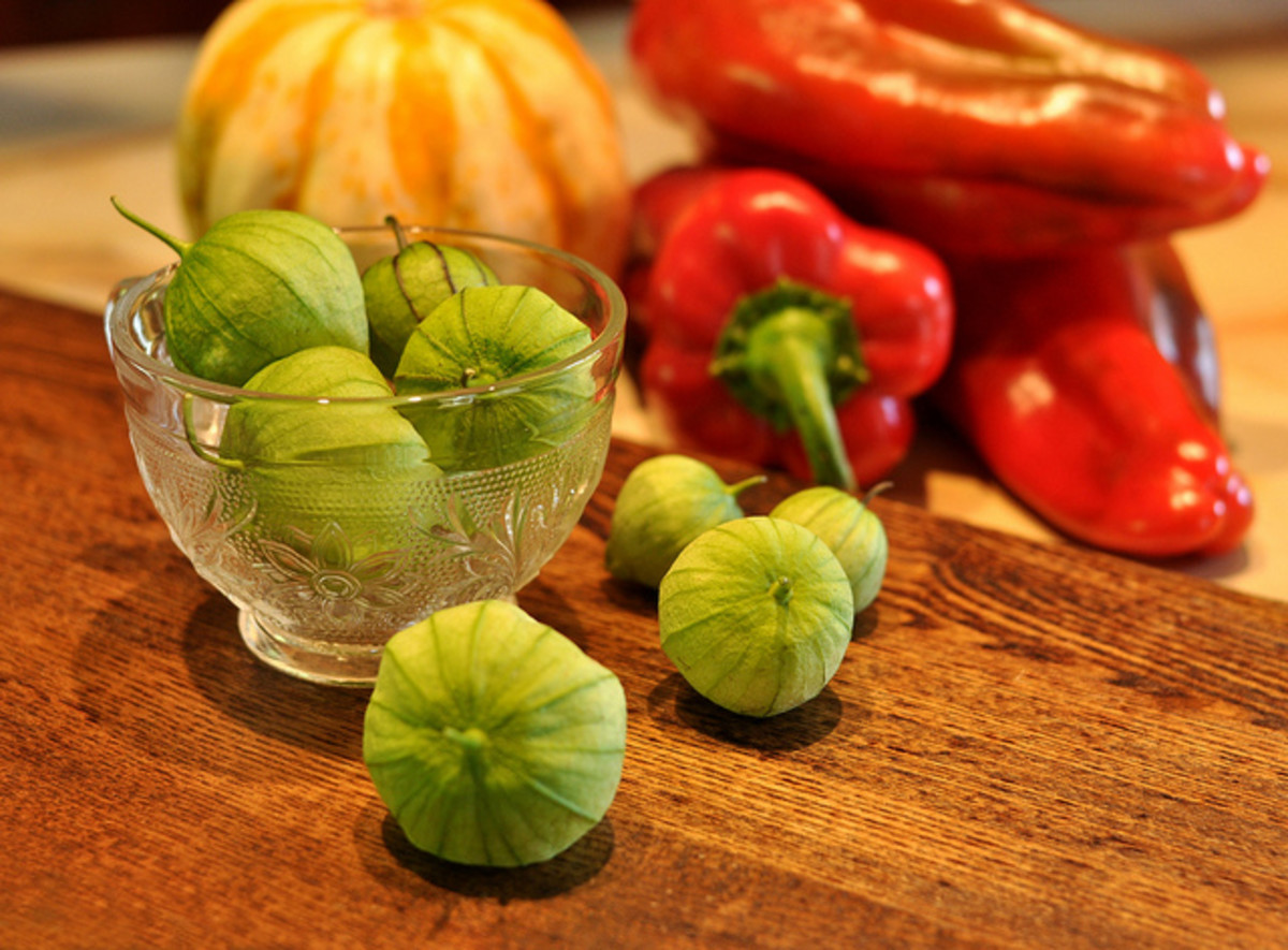 Traditional Mexican Tomatillo Recipes