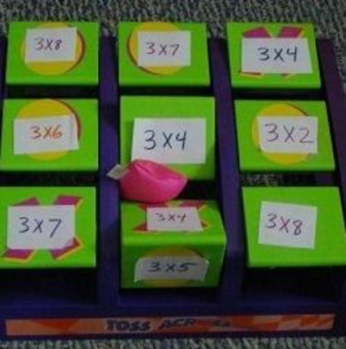 10 Fun Math Games and Activities