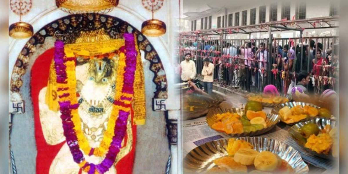 Mahendipur Balaji temple is probably the only known temple in India where priests carry elaborate exorcisms to control evil spirits.