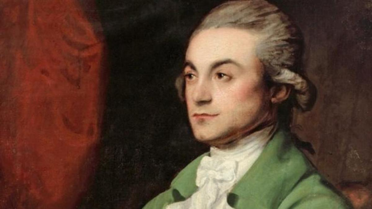 Henry Cavendish was a British scientist, inventor and philosopher, who also dabbled in economic botany.