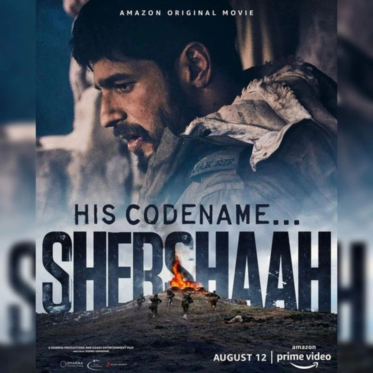Though 'Shershaah' is a war film, it is based on the life of Captain Vikram Batra who sacrificed his life in the Kargil war and brought victory to the country.