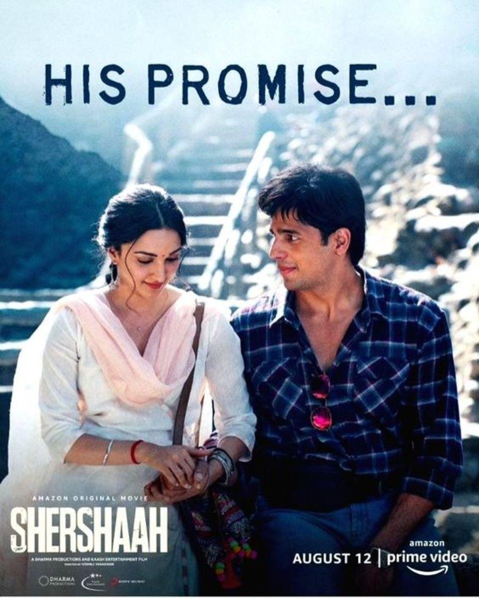 Siddharth Malhotra and Kiara Advani are acquainted. Kiara has also played the role of Vikram's girlfriend well.
