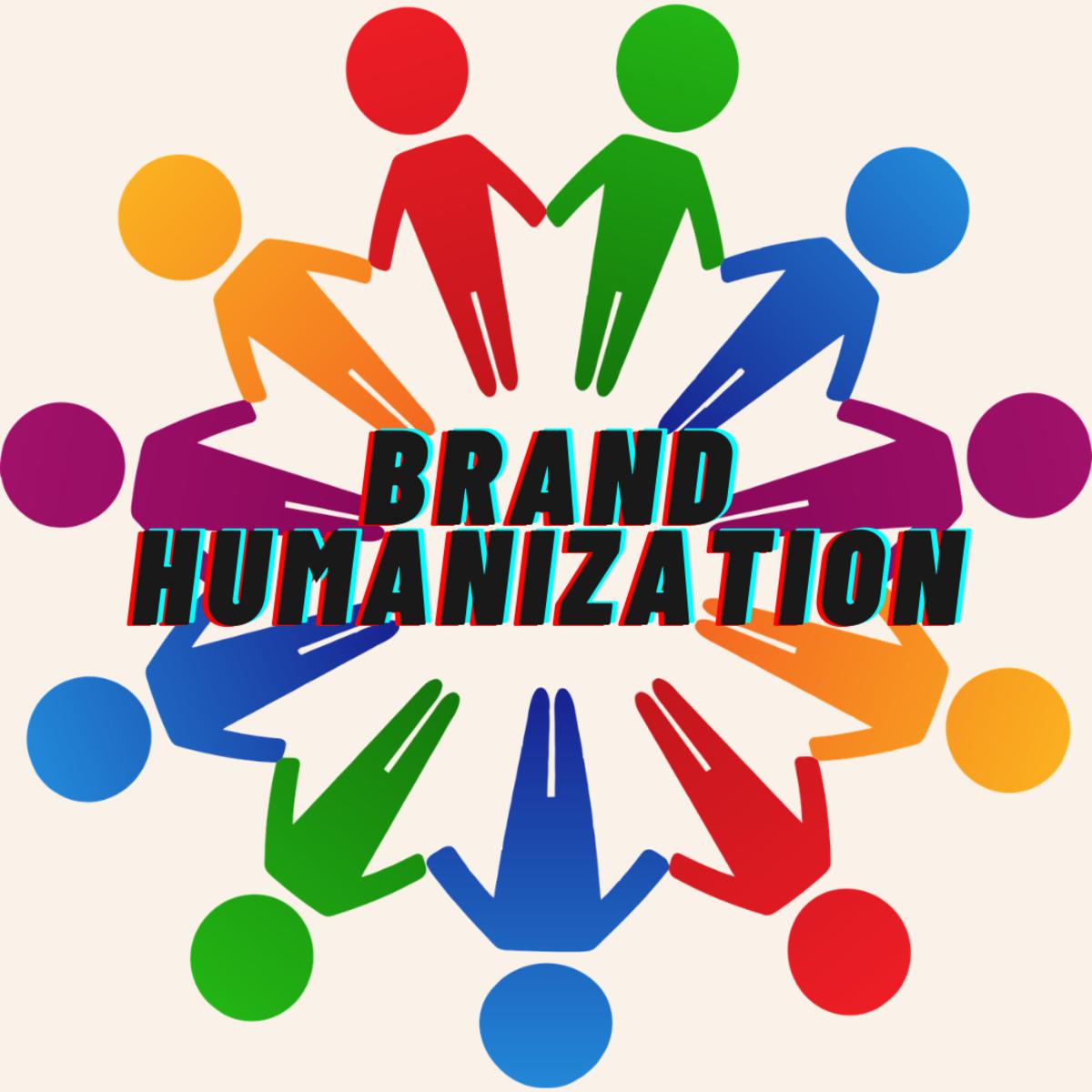 Brand humanization