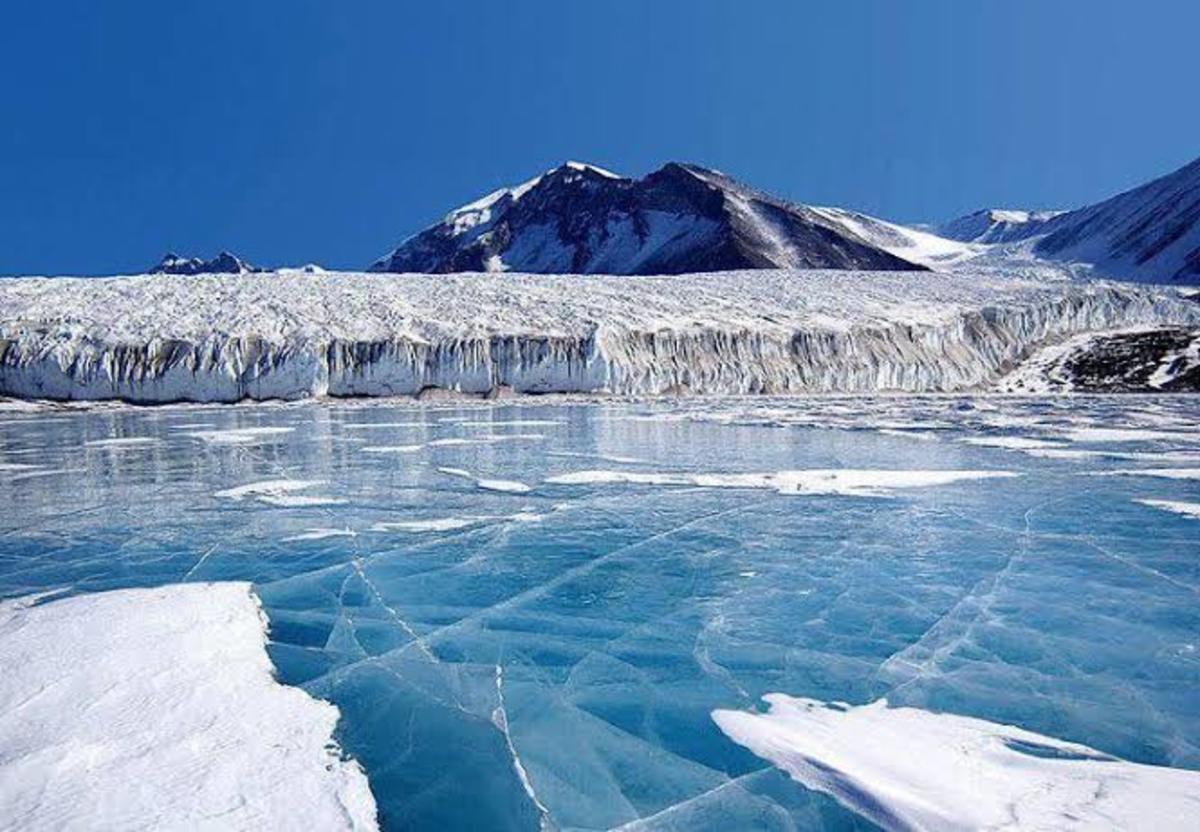 Biafo Gyang Glacier