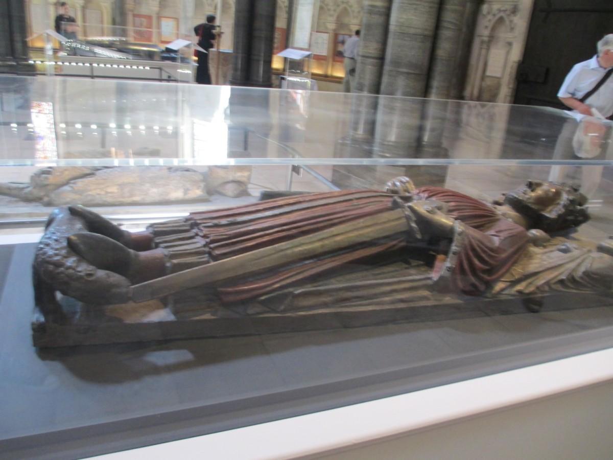 King John's Coffin
